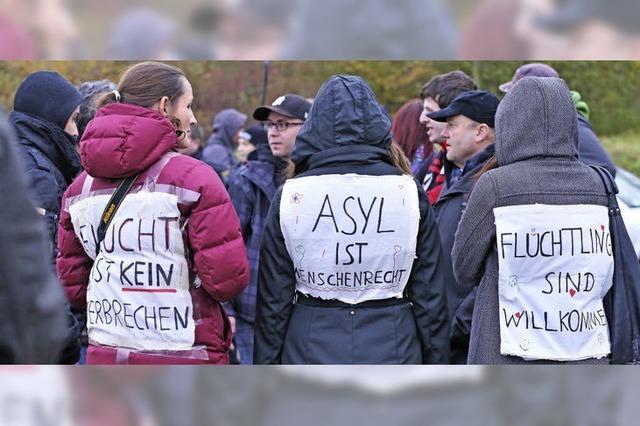 Bis zu 18 Flüchtlinge für Schopfheim