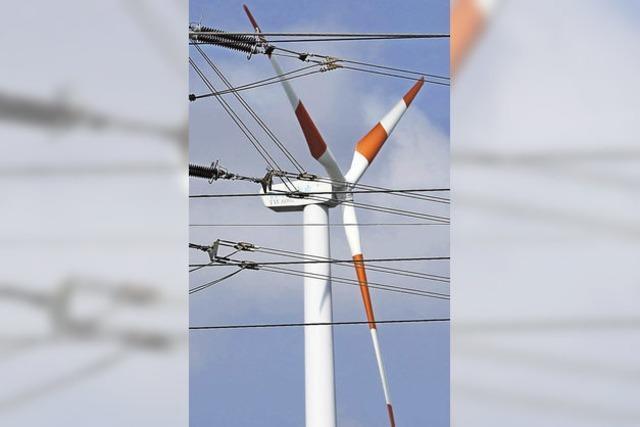 Viel Wirbel um Windräder