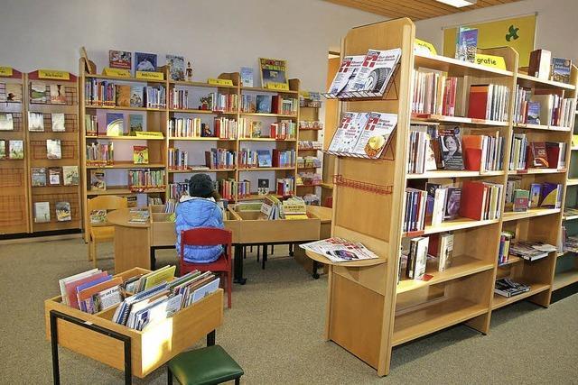 Am Anfang gab es 50 Bücher im Bestand