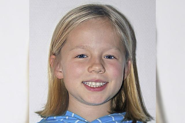 FRAGEBOGEN: Lilly, 8 Jahre, Kandern