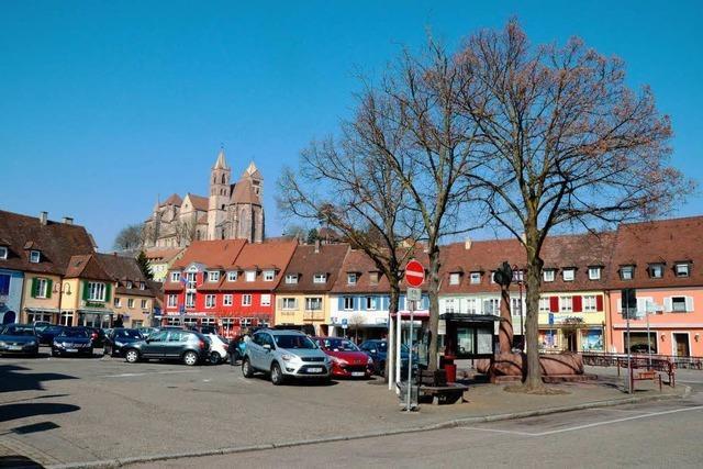 Neuer Breisacher Marktplatz: Bürger sollen das letzte Wort haben