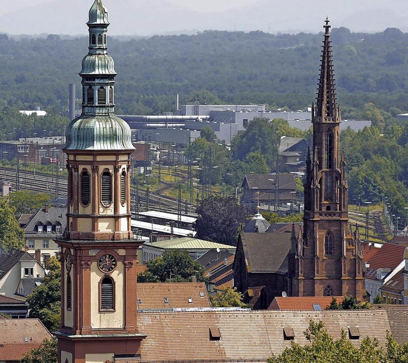 Kirchen verlieren Gläubige - Offenburg - Badische Zeitung