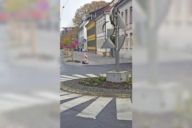 Nun Fahrrad- statt Einbahnstraße