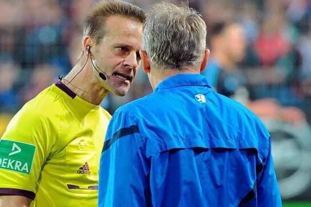 SC Freiburg klagt über Schiedsrichter – zu Recht?
