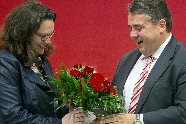 SPD-Chef fordert mehr Wirtschaftskompetenz