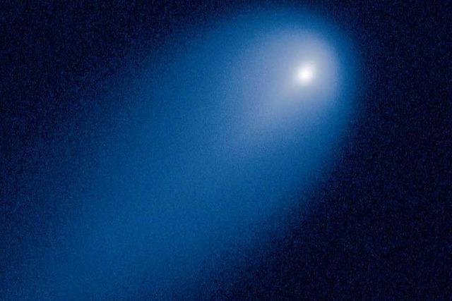 Komet Ison: Anlass für neue Show im Planetarium