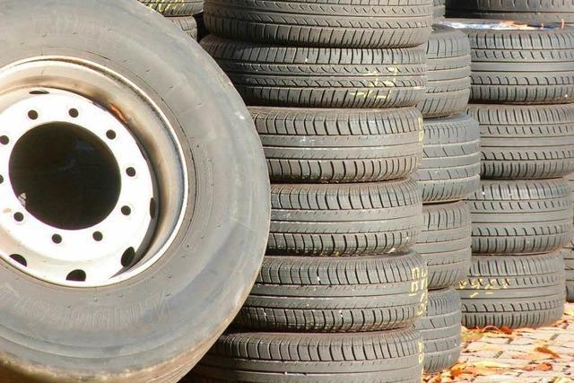 Wieder Autoräder aus Tiefgarage gestohlen