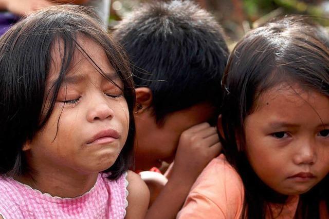 Die Geisterstadt Tacloban: Die Katastrophe danach