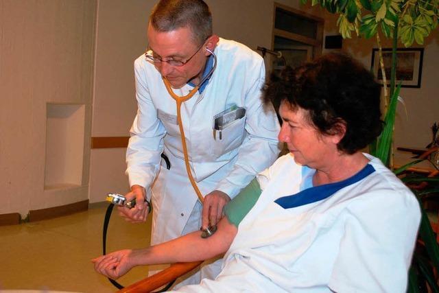 Beim Vogtsburger Herzseminar geht es um zu hohen Blutdruck