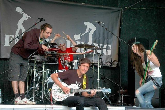 Junge Lahrer Bands sollen auf die Bühne