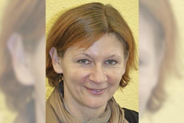 ZUR PERSON: Neue Leiterin für