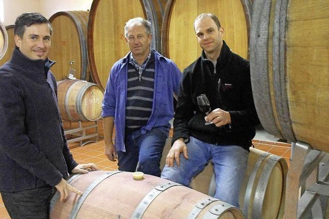 25 Jahre Weingut Löffler in Wettelbrunn – eine Erfolgsgeschichte