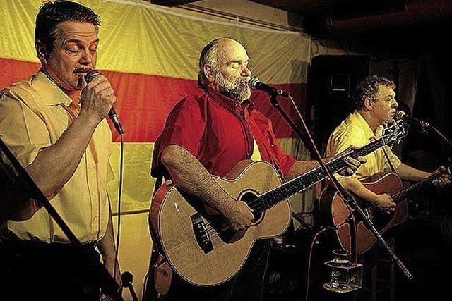 Sie singen