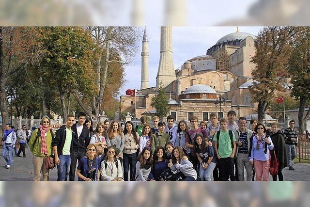 Comenius-Projekt zwischen Europa und Asien