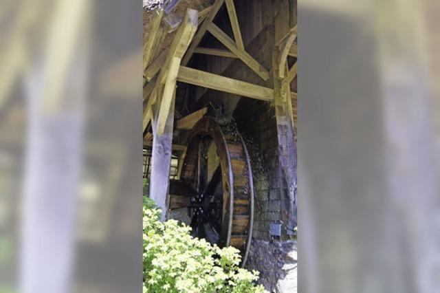 Die hohe Zeit der Mühlen