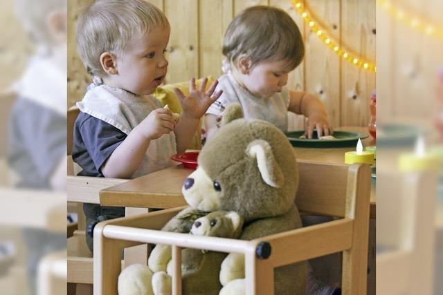 Kindergarten für zwei Millionen Euro