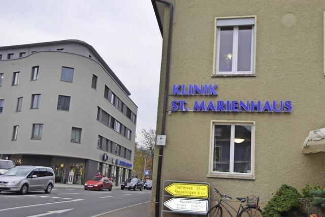 Die geriatrische Klinik macht dicht