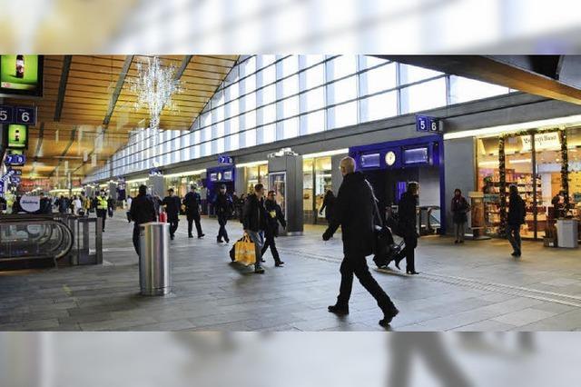 Die Schweizerischen Bundesbahnen beschließen Entwicklungsplan für Basel
