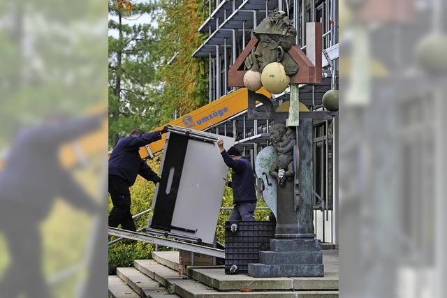 Das Sozialamt in Freiburg bezieht neue Räume