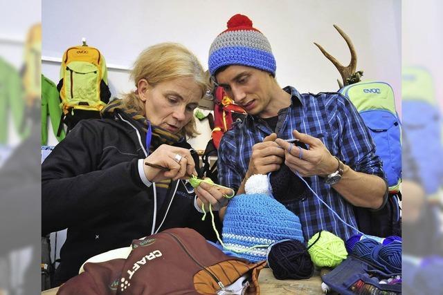 Handarbeitsunternehmen Hatnut: Mit Häkeln Geld verdienen