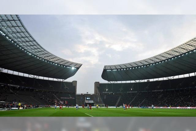 Stadionarchitekt Volkwin Marg über die Planung von Fußballarenen