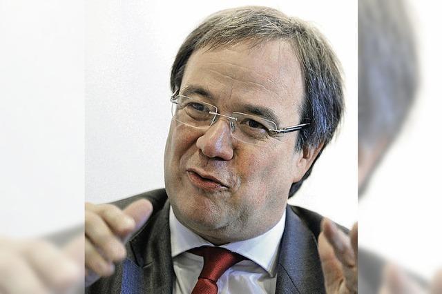 CDU-Vize Armin Laschet über das Verhältnis zur SPD
