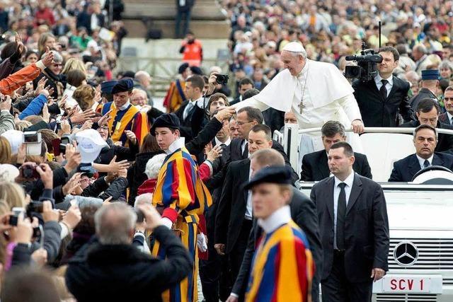Hat die Mafia Papst Franziskus im Fadenkreuz?