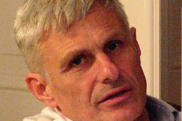 Schiller-Gedächtnis-Preis für Dramatiker Rainald Goetz