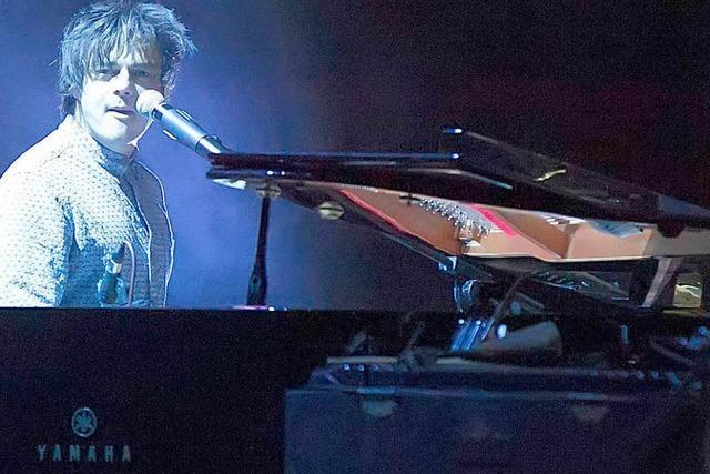 Jamie Cullum in Freiburg: Glaubwürdiger Entertainer