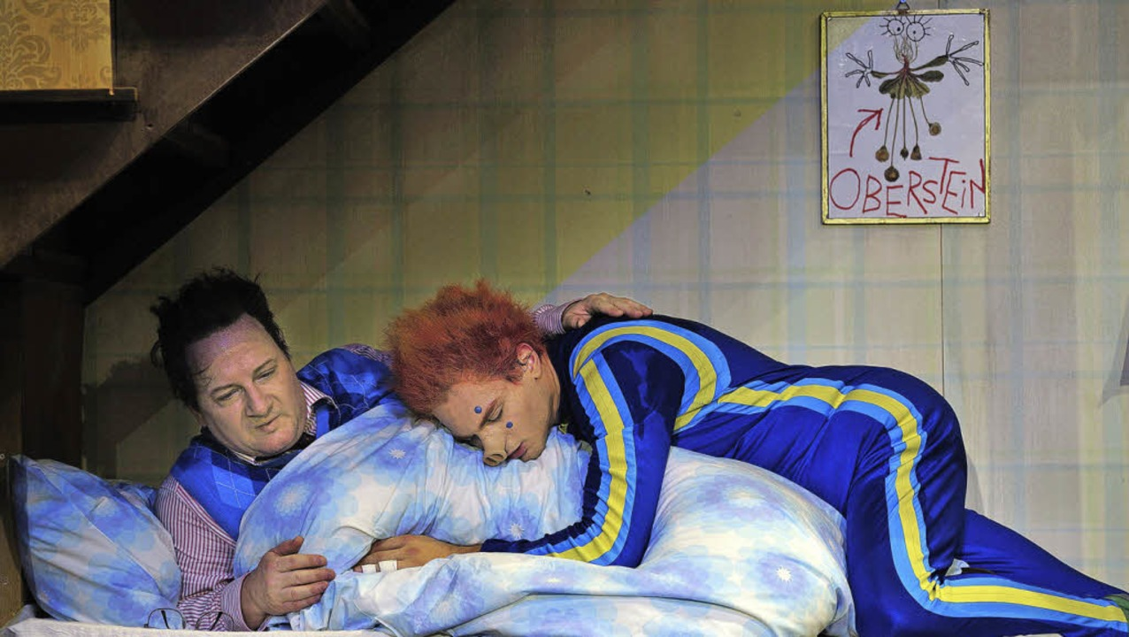 Theater Freiburg: Eine Woche voller Samstage    Foto: Maurice Korbel