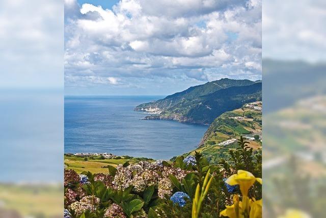 Ein Hoch auf die Azoren