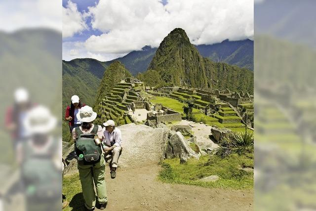 Im Reich der Inka