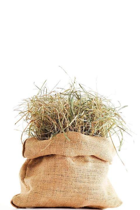 Heu fürs Rind  | Foto: Maceo - Fotolia