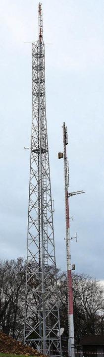 Dieser Mast steht nicht im Hotzenwald ...iches Modell in ihren Ortsteil kommen.  | Foto: Archivfoto: Silvia Faller