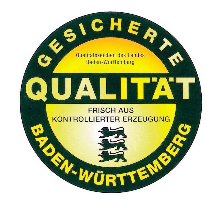 Das Qualitätssiegel landwirtschaftlicher Produkte in Baden-Württemberg  | Foto: Promo