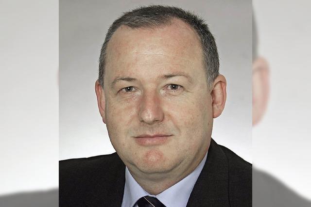ZUR PERSON: Daniel Kunz ist der neue Hauptamtsleiter