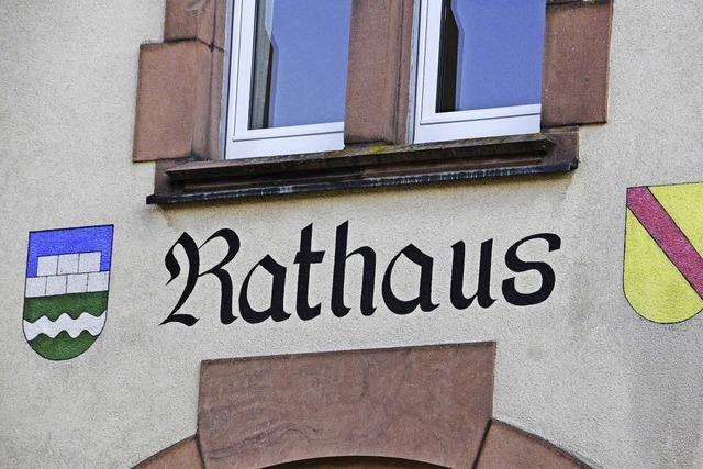 Rathaus ins Herz des Ortes