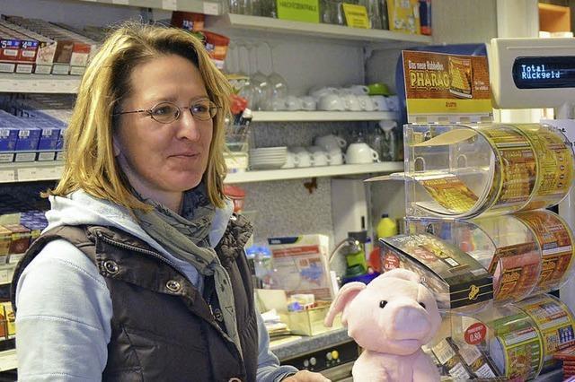 Marion Kreuz hofft, aber nicht auf die Gemeinde