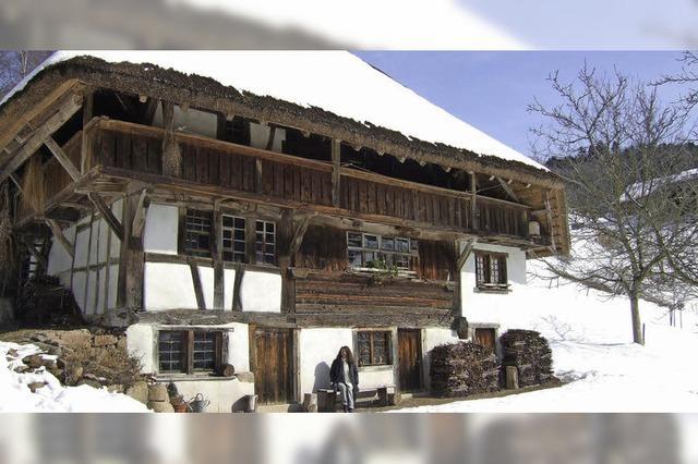 Schneiderhof im Winter offen
