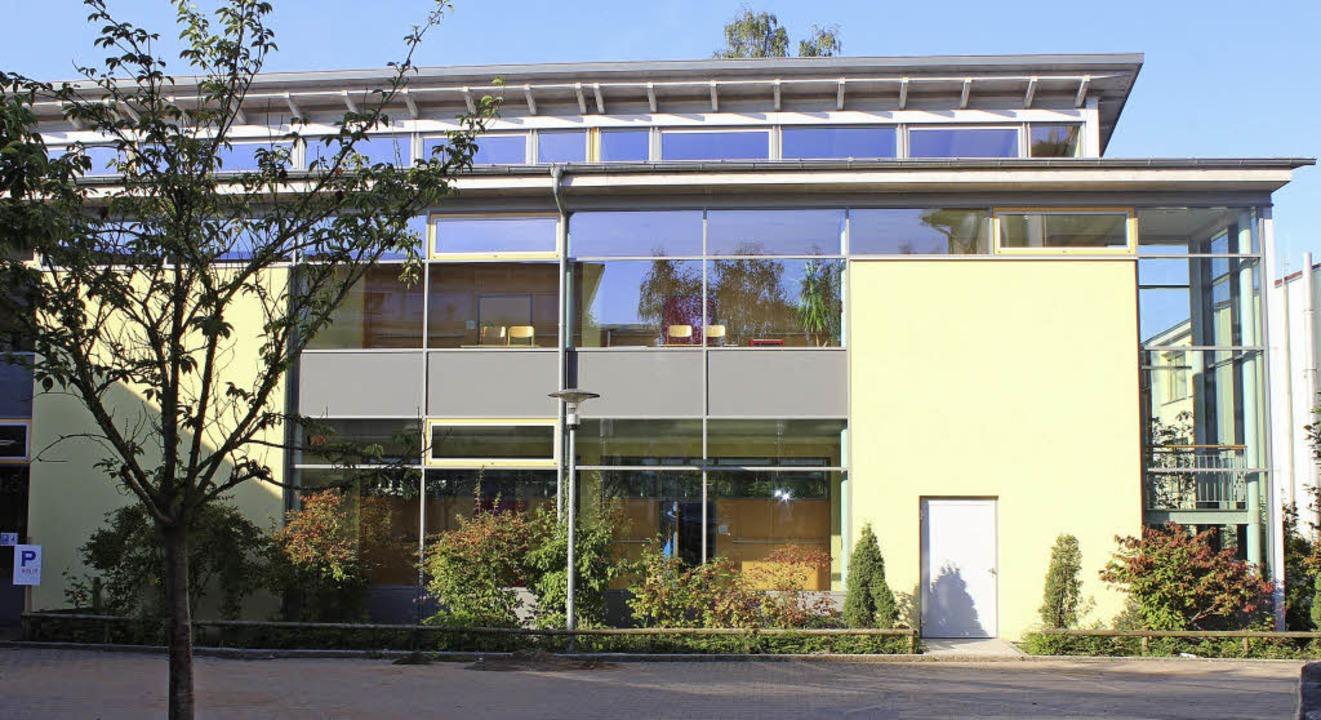 Am Meret-Oppenheim-Schulzentrum werden...r Dieter-Kaltenbach-Stiftung betreut.     Foto: archivfoto: Hermann Jacob
