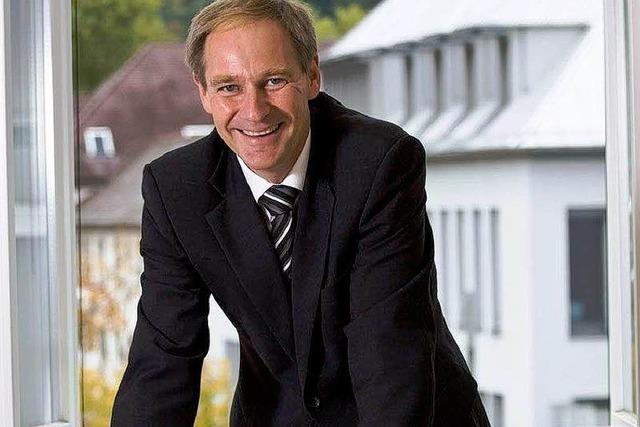 Lahrs Baubürgermeister geht nach Konstanz