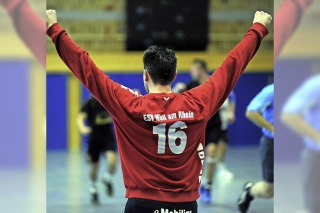 Weiler Handballer bauen auf Heimstärke