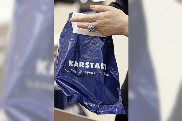 Neue Investoren für Karstadt im Gespräch