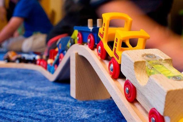 Stiftung Warentest gibt Holzspielzeug schlechte Noten