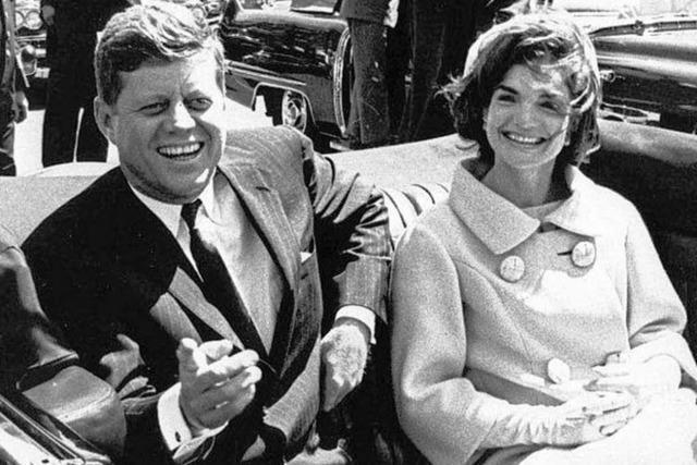 Mythen und Wahrheit: Kennedy und andere politische Lichtgestalten
