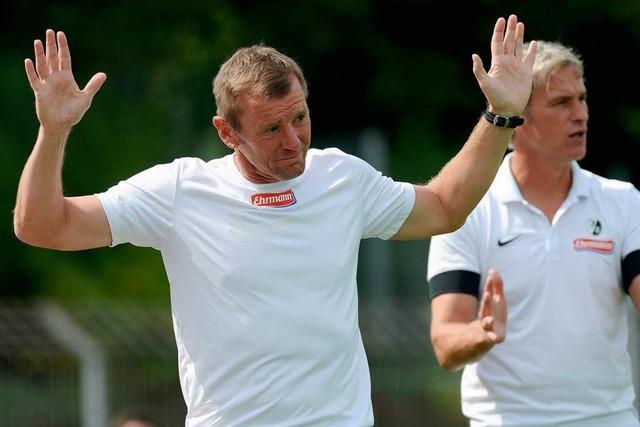 SC Freiburg II: Der Talentschuppen und seine Trainer