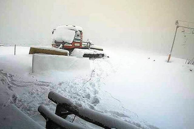 Skier einpacken und ab auf den Kandel!