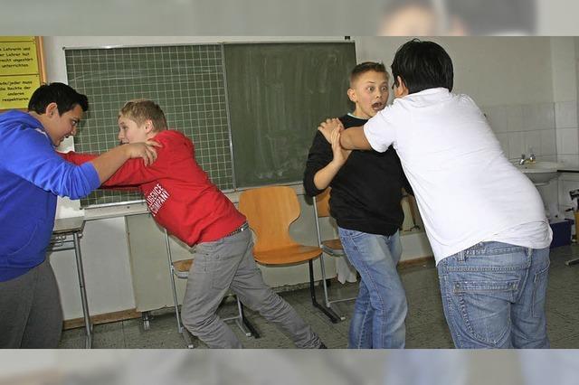 Mehr Zeitbedarf für Schulsozialarbeit
