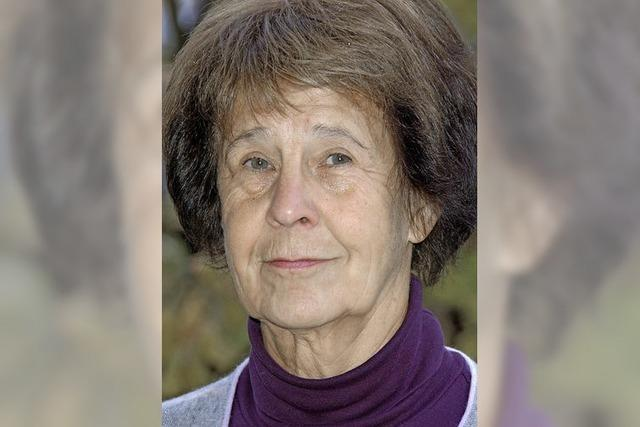 Christiane Dierolf hat zum 35. Mal das Goldene Sportabzeichen erworben