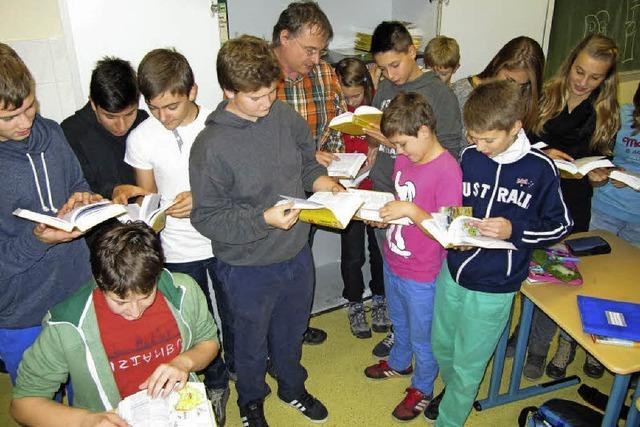 Theodor-Frank-Realschule: Bilingualer Unterricht in naturwissenschaftlichen Fächern
